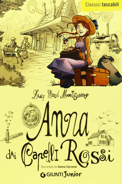Risultati immagini per Anna dai capelli rossi libro