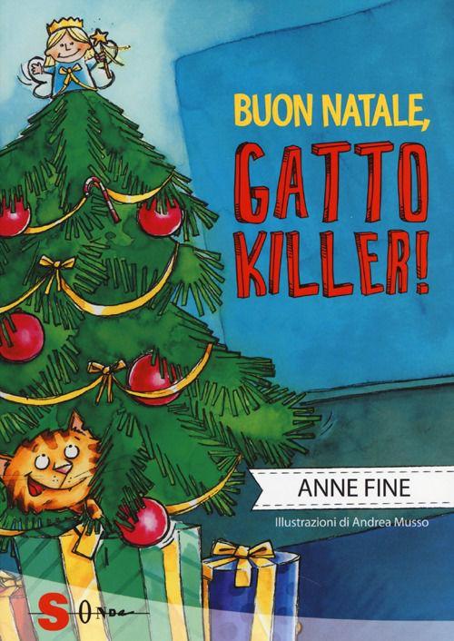 Buon Natale Ornament.Buon Natale Gatto Killer