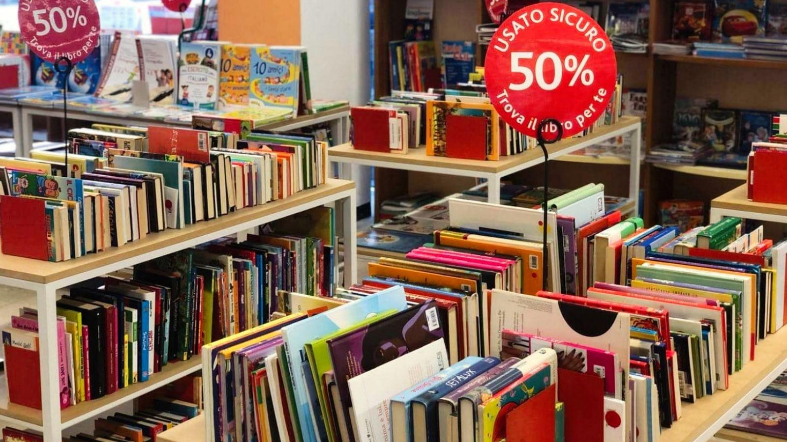Scaffali E Librerie Per Bambini.Speciale Promozione Sull Usato Sicuro Alla Libreria Dei Ragazzi Di