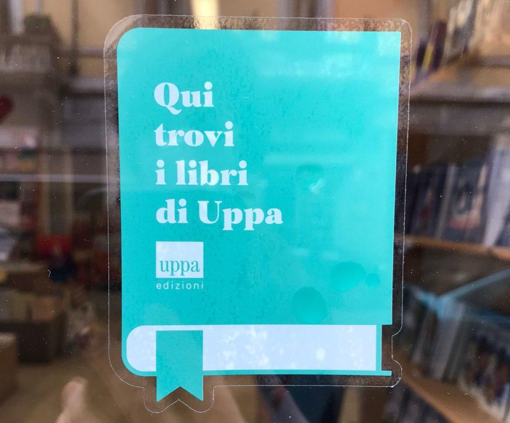Uppa Edizioni alla Libreria dei Ragazzi