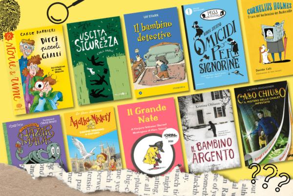 consigli di libri gialli per bambini e ragazzi