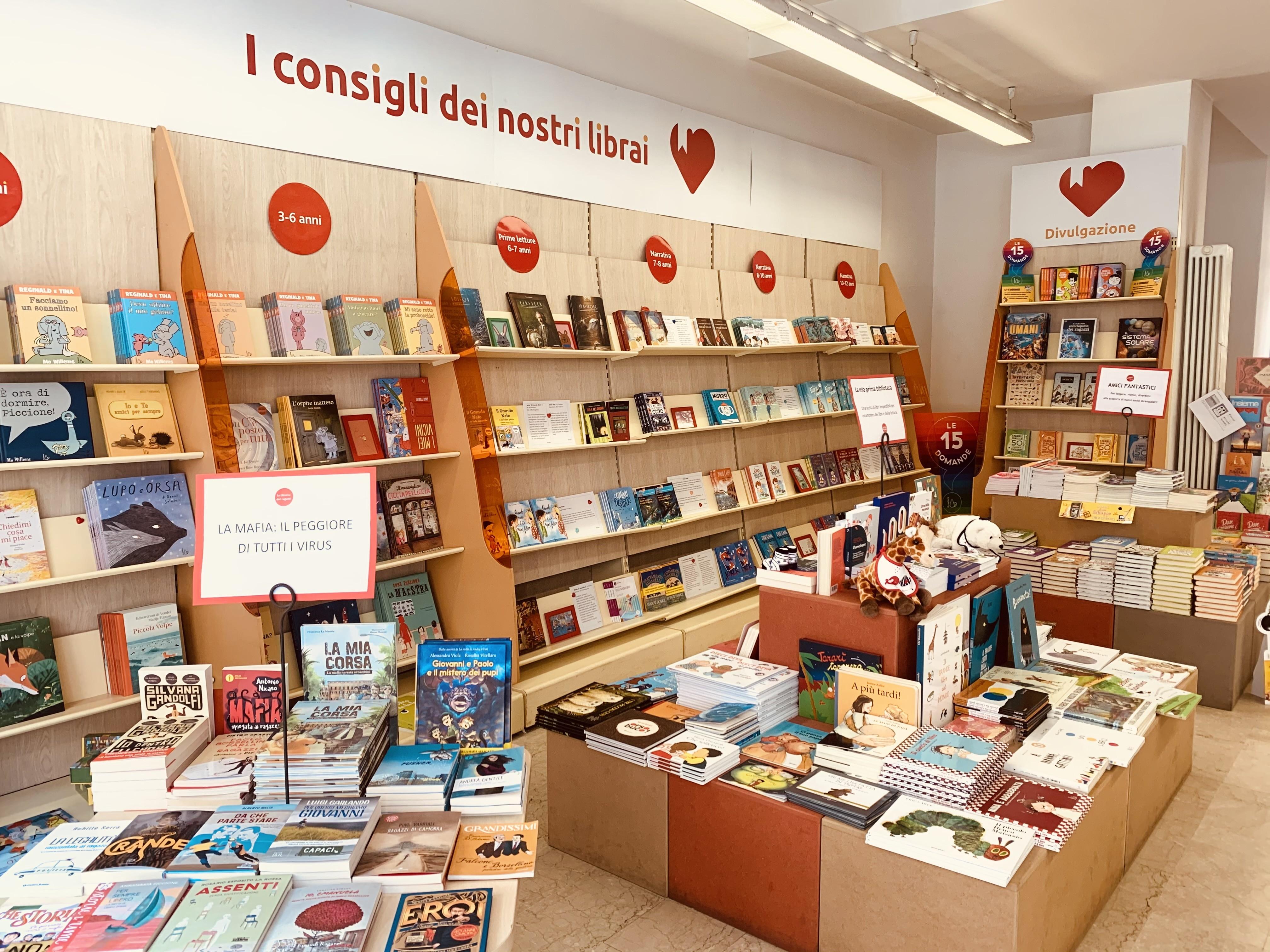 La Libreria dei Ragazzi Milano_aquiloni
