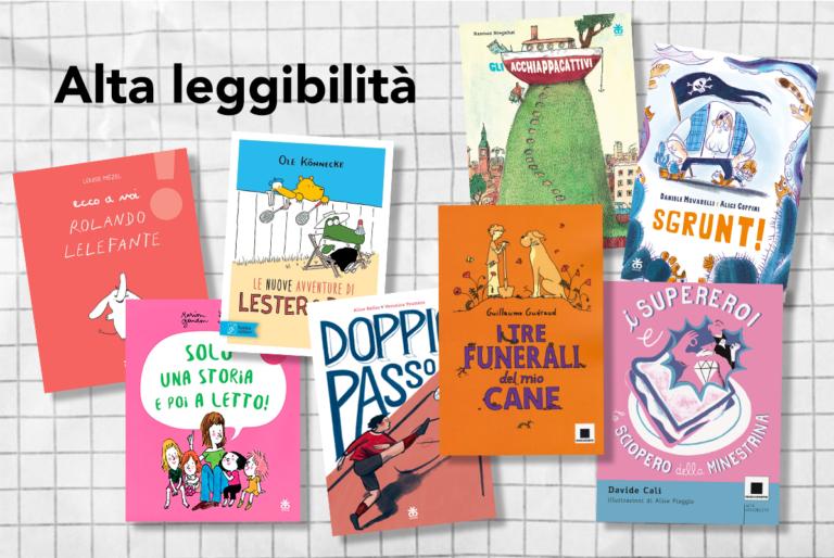 libri ad alta leggibilità