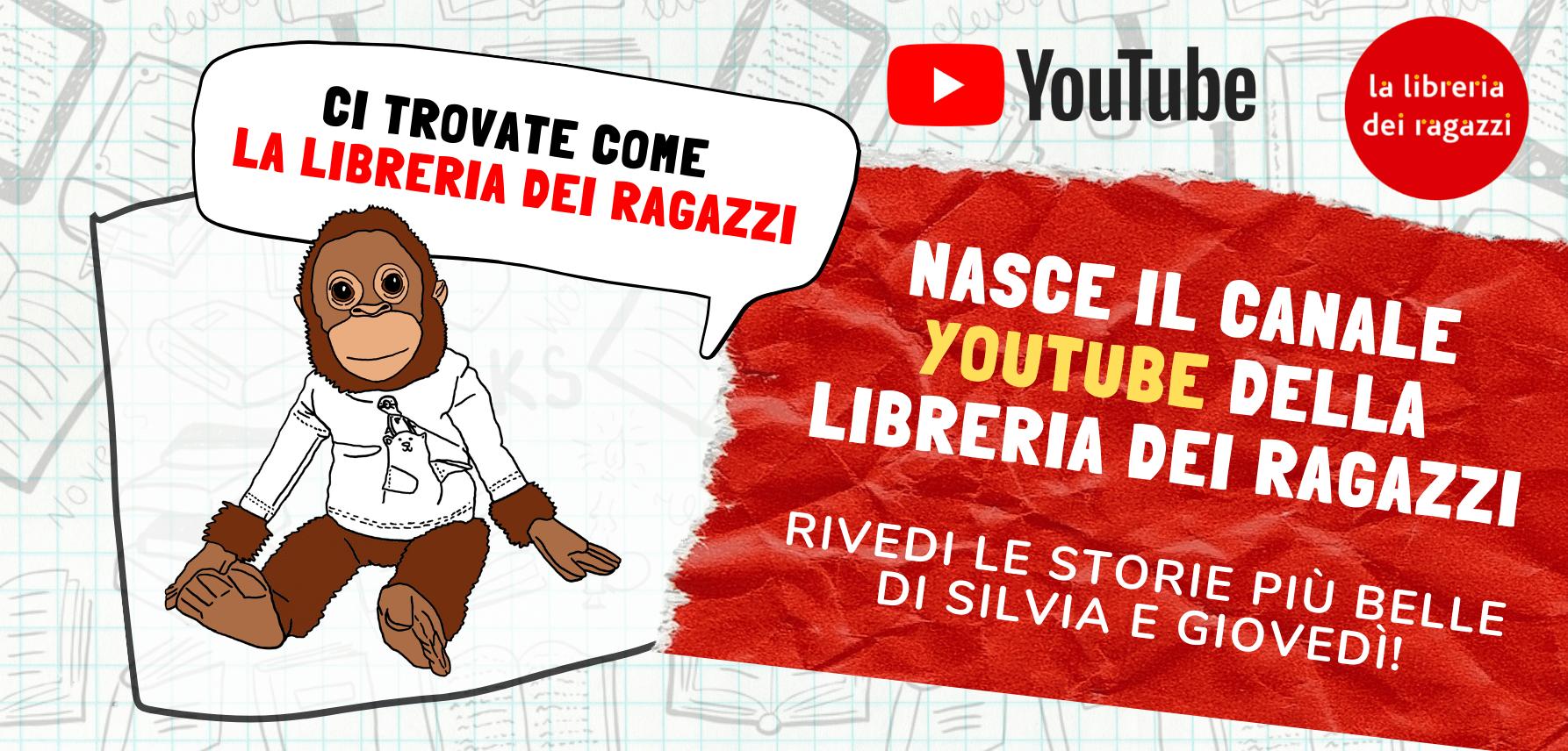 youtube la libreria dei ragazzi